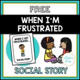FREE Behavior Social Story