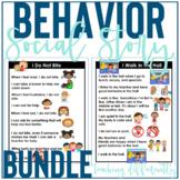 Social Story Pack (School Behavior)