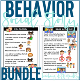 Social Story Pack (School Behavior)