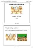 Behavior Social Story - Classroom Expectations