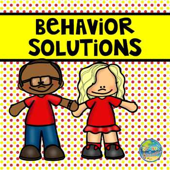 Behavior Solutions for Preschoolers