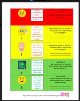 Behavior Bundle (Special Education,Data Collection,Autism)-Tracking, P/T Comm.