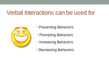 Behavior Specific Praise in the Classroom, PBS: Professional Development
