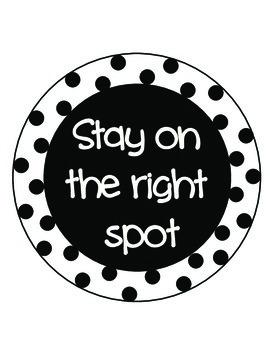 Behavior Spots