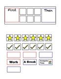 Behavior Star Chart