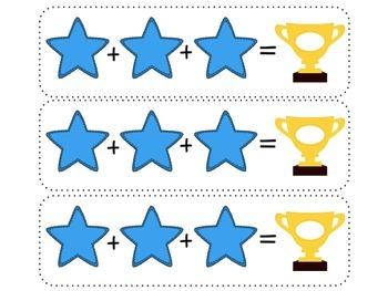 Behavior Stars-Desk Chart
