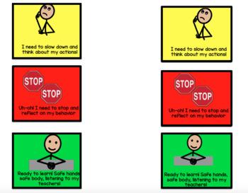 Behavior Stop Light