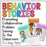 Behavior Management | Behavior Stories | Setting Classroom