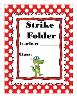 Behavior Strike Sheet