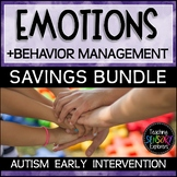 Emotions + Positive Behavior Supports: Activities + Resources for Special Ed.