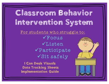 Behavior System: Brain and Body Ready to Learn