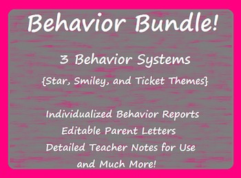 Behavior System Bundle
