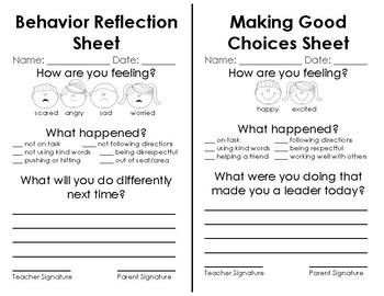 Behavior System Bundle- Leadership-Themed
