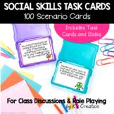 Appropriate Behaviors Task Cards