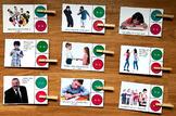 Behavior Task Cards (w/Real Photos)