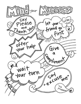 Behavior Tips: Listening, Friendship, and Manners