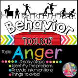 Behavior Intervention Toolbox: ANGER