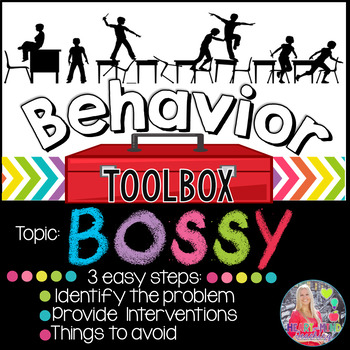 Behavior Toolbox: BOSSY