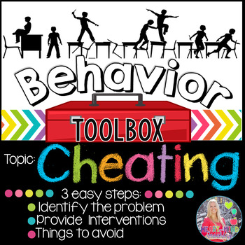 Behavior Intervention Toolbox: CHEATING