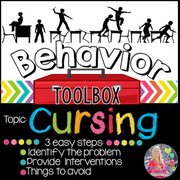 Behavior Intervention Toolbox: CURSING