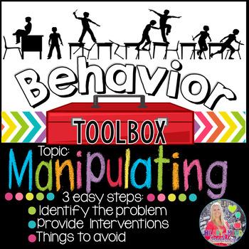 Behavior Toolbox: MANIPULATING