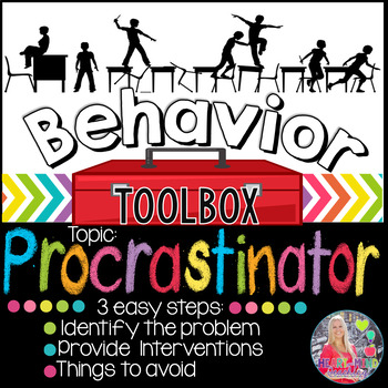 Behavior Intervention Toolbox: PROCRASTINATOR