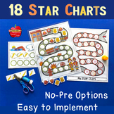 Behavior Tools for Home: Use of Star Charts