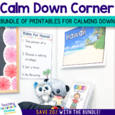 Behavior Tools for Staying Calm Bundle
