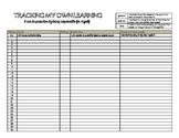 Behavior Tracker - Data Notebook