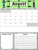 Behavior Tracking Made Easy! An Editable Monthly Behavior Calendar
