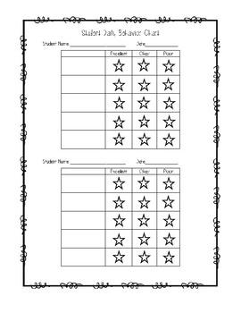 Behavior Tracking Notes