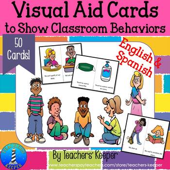 Behavior Visual Aids