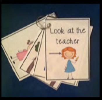 Behavior Visual Cards