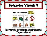 Behavior Visuals - Bus