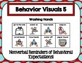 Behavior Visuals - Hand Washing