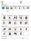 Behavior Visuals & Reflection Sheets