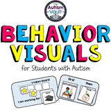 Behavior Visuals for Students with Autism