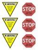 FREE Behavior Warning Tickets