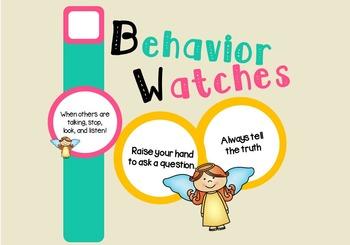 Behavior Watches