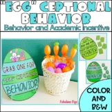 Spring Behavior Management