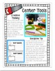 Word Work Center PRINTABLES & MANAGEMENT Signs, Tips for Busy Teachers