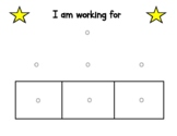 Behavior and Rewards Charts with Visual Schedules!