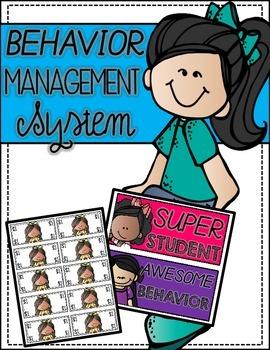 Behavior chart & money system