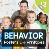 Behavior goals and writing prompts - Social skills and pos