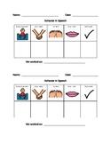 Behavior in Speech Note