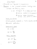 Behavior of Columns Using Elementary Calculus