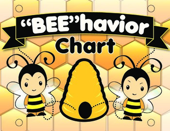 Behavioral Chart for Classrooms
