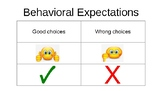 Behavioral Expectations PowerPoint