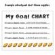 Behavioral Goal Trackers