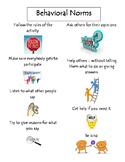 Behavioral Norms